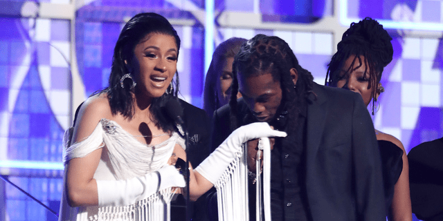 Cardi B filed for divorce from Offset on Tuesday. (Photo by Matt Sayles/Invision/AP, File)