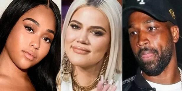 Khloe Kardashian said Tristan Thompson, not Jordyn Woods, is responsible for breaking up her family.
