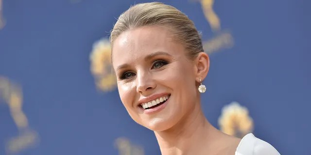 Kristen Bell attends the 70th Emmy Awards at Microsoft Theater on September 17, 2018 in Los Angeles, California