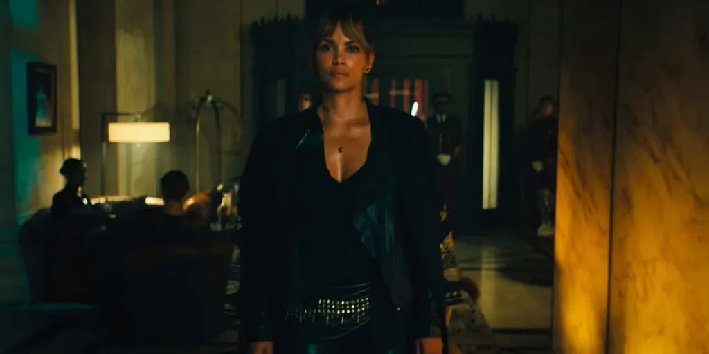Halle Berry Says She Broke Three Ribs While Rehearsing For John
