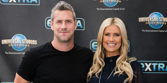 Christina and Ant Anstead tied the knot in 2018. The estranged couple shares a 1-year-old son together. (Photo by Noel Vasquez/Getty Images)