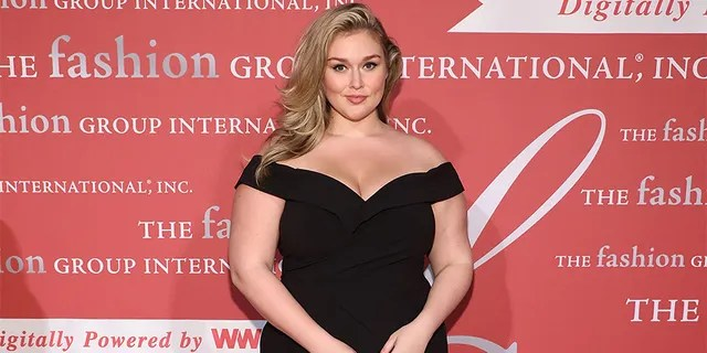 Hunter McGrady hopes to inspire other women represented by the fashion industry.