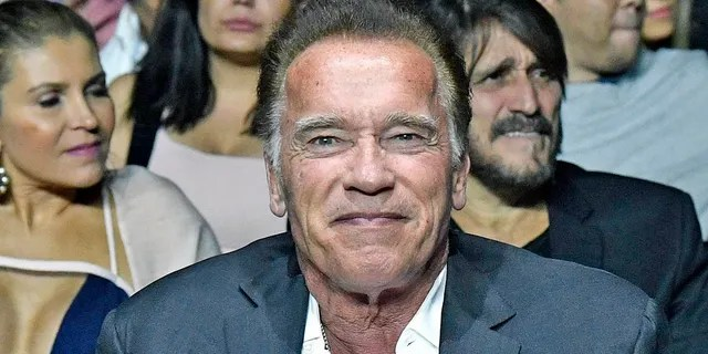 Schwarzenegger recently explained that his passion for 'keeping America great' could cause him to lose his 'temper.'