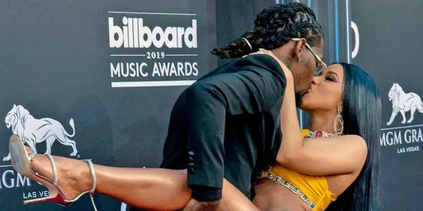Offset and Cardi B married secretly in 2017.