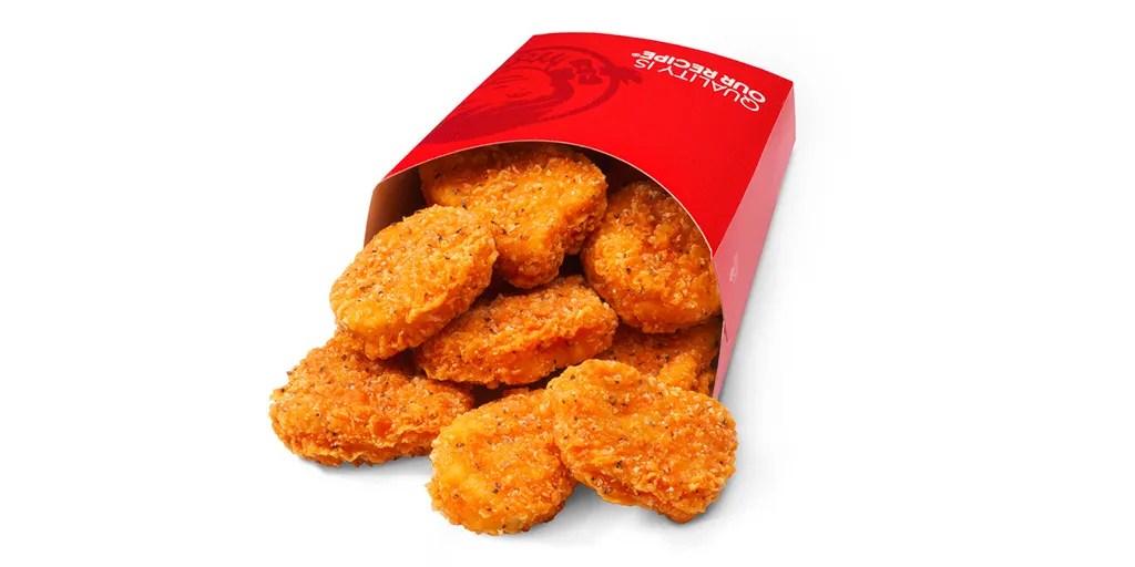wendy s spicy chicken
