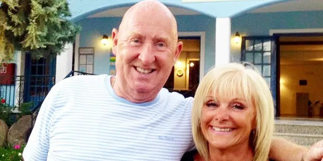 John and Susan Cooper had been staying at a hotel in Hurghada, Egypt, with their daughter and granddaughter when they suddenly fell ill.