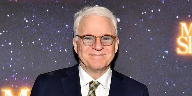 Steve Martin shared the hilarious way he's coping with having to wear a mask amid the COVID-19 pandemic.