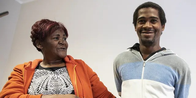 "Mrs. Daniels couldn't afford to make the 2,200 mile round trip to collect her son, who was being looked after by the Eswatini police, and was in distress: ""I want to hug him and keep him in my arms, and tell him that every day I cried for you."""