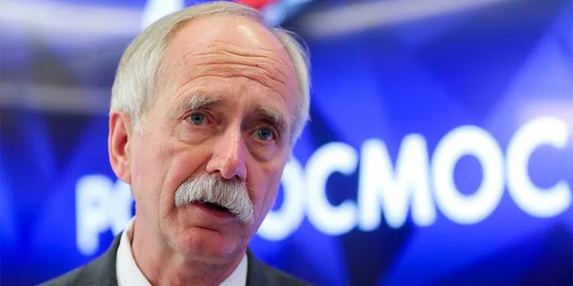 William Gerstenmaier, seen here in November 2018, has been replaced asassociate administrator for human exploration at NASA.