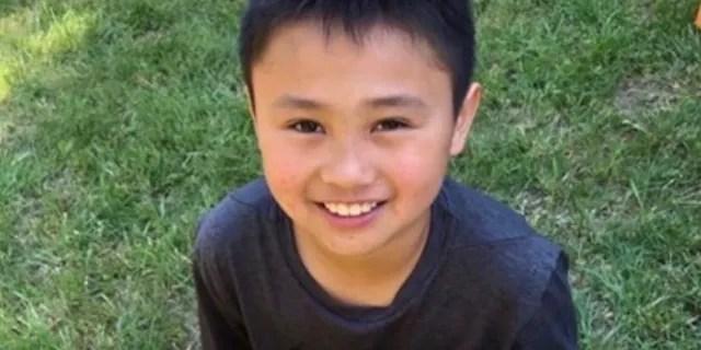 Tristan had been a healthy child, according to his heartbroken parents.