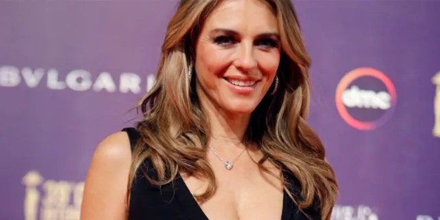The British actress / model launched a London-based swimwear line called Elizabeth Hurley Beach in 2005.