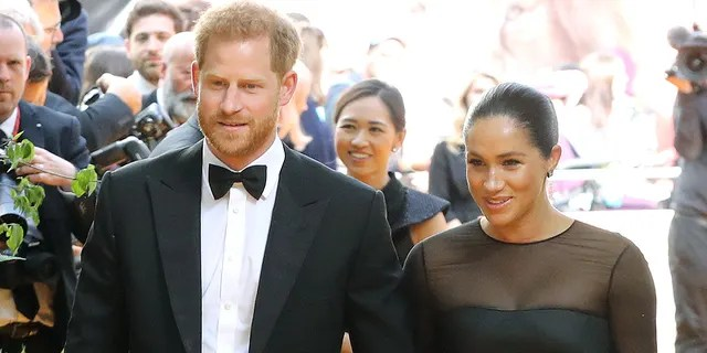 Prince Harry, Duke of Sussex and Meghan, Duchess of Sussex, participate