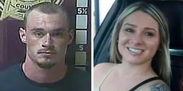 David Sparks, l'une des dernières personnes soupçonnées d'être avec la mère du Kentucky, Savannah Spurlock, a été accusé de meurtre, selon des informations rapportées. (Centre de détention du comté de Madison / Richmond Ky, département de police)