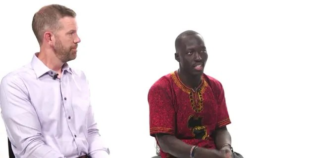 Jess Markt and Malat Wei, both pro wheelchair basketballers in the U.S, returned to coach players in South Sudan
