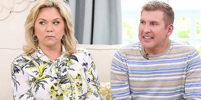Julie and Todd Chrisley of