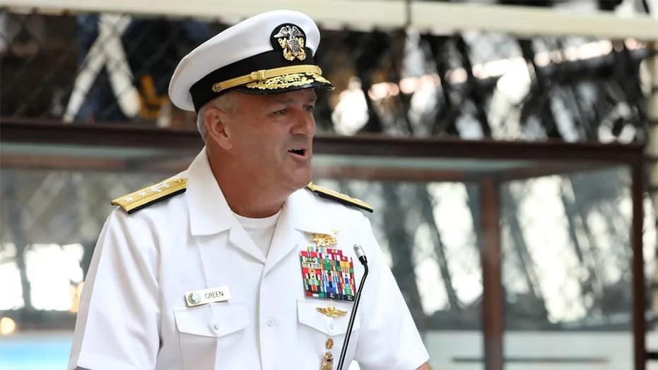 top navy seal officer