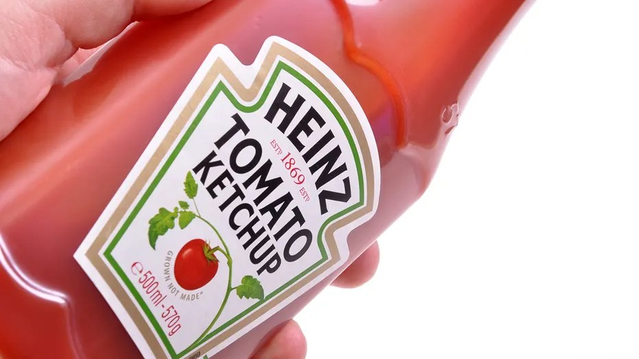 woman who stole ketchup