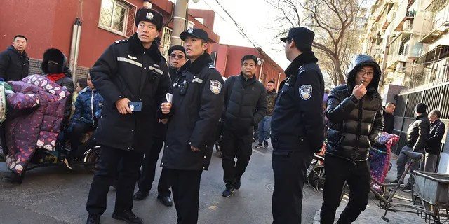 Students at an elementary school in Beijing were also attacked earlier this year.