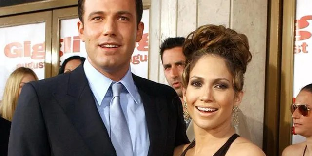 Ben Affleck dated Jennifer Lopez from 2002 to 2004. The couple was also briefly engaged.