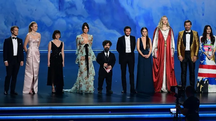 Image result for Game of thrones Emmy