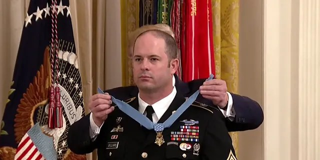 Williams joined the Army in 2005. He deployed to Afghanistan multiple times throughout his militarycareer.Williams has continued to serve in the Army, assigned to the3rd Special Forces Groupat Fort Bragg, N.C.