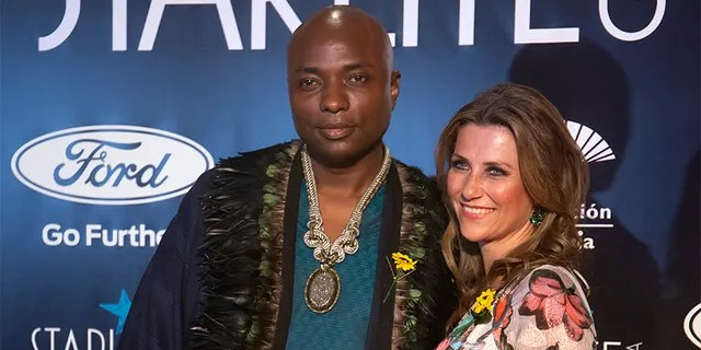 The daughter of King Harald V has been dating American Shaman Durek since 2019.
