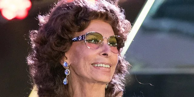 Sophia Loren is keeping busy, careerwise, at the age of 85.