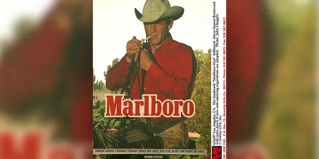 "The landmark ""Marlboro Man"" billboard above Sunset Boulevard will come down if new anti-smoking regulations are adopted."