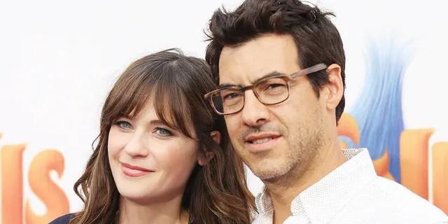 Zooey Deschanel and ex-husband Jacob Pechenik split in early September.