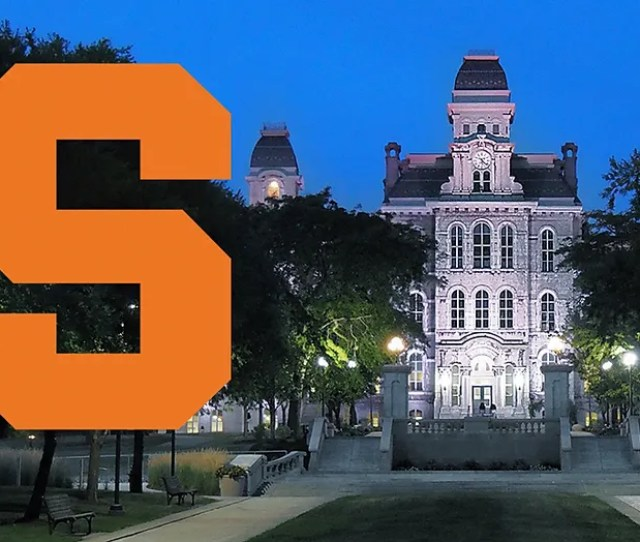 Syracuse University Students Allegedly Airdropped White