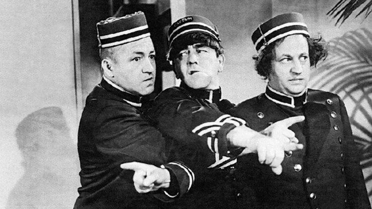Curly Howard's grandson describes learning he was related to the Three  Stooges icon: 'No one would believe us'   Fox News