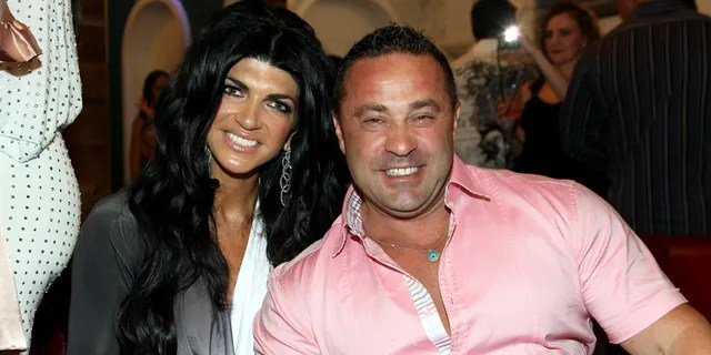 Theromance comes after the 'RHONJ' star split with her husband Joe Giudice, who is pictured here. They were married for 20 years.<br> (Photo by Steve Mack/Getty Images)
