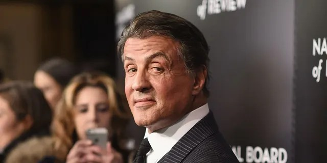 Actor Sylvester Stallone attends the National Board of Review Gala in New York City back in 2016. Stallone gave a heartfelt video message on Wednesday to Broadway actor Nick Cordero who recently woke from a weeks-long coma as part of his desperate fight with COVID-19. (Photo by Dimitrios Kambouris/Getty Images)