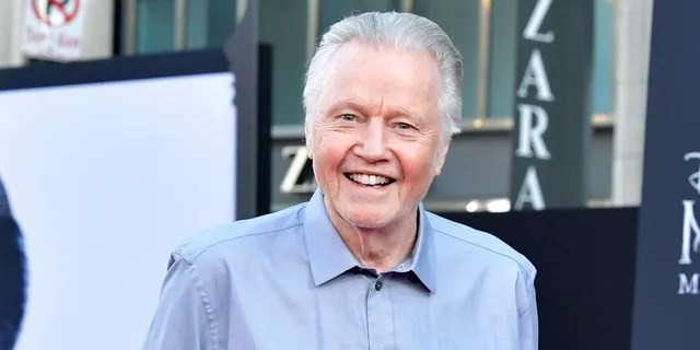 Jon Voight issued a firey and emotional message about the rise of anti-Semitism.