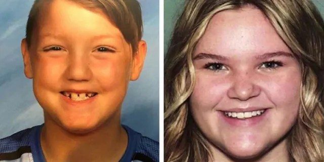 Joshua Vallow, 7, and Tylee Ryan, 17, are being sought by police in Rexberg, Idaho. Investigators are saying their mother, Lori Daybell, knows what happened to them but refuses to cooperate. (Rexberg Police Department)