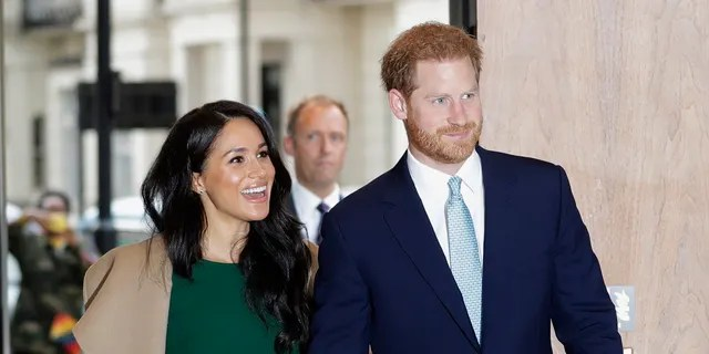 The Duke and Duchess of Sussex reside in California with their two children.