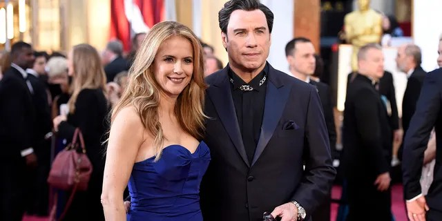 John Travolta spoke out on the first holiday since his wife's passing.