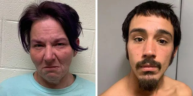 Marie Bennett, 40 and Joseph Betancourt, 24, were arrested in the thefts.