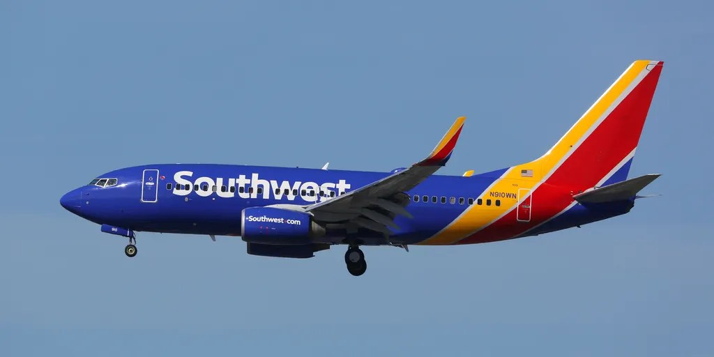 Coronavirus concerns prompt Southwest Airlines to remove sick ...