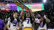 LSU Tigers threatened with arrest for smoking after national title win: report