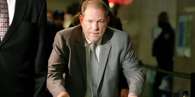 Weinstein also faces rape and other sexual assault charges in California.