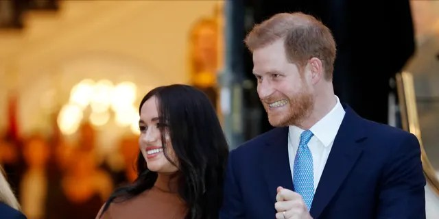 Prince Harry and Meghan Markle were spotted in Canada in a rare public outing.