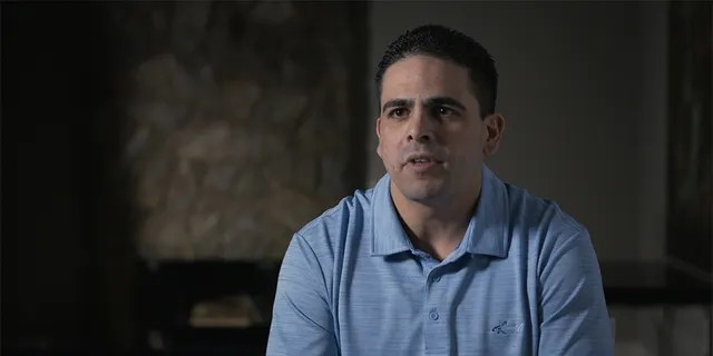 "In the first episode of the three-part series ""Killer Inside,"" high school quarterback Dennis SanSoucie alleges that he and Hernandez were in ""an on and off relationship from seventh grade to junior year of high school."""