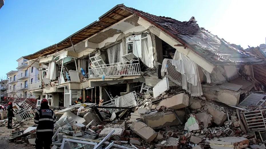 Turkey Earthquake Death Toll Rises To 22 More Than 1000 Injured Fox News
