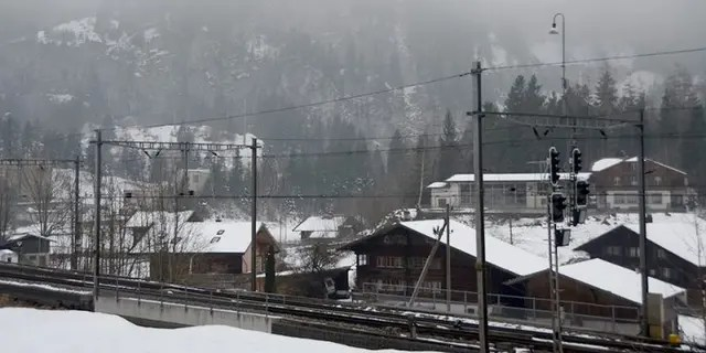 Switzerland's Defense Ministry says residents in Mitholz may have to evacuate the town for more than a decade in order for the ammunition to be cleared (DDPS)