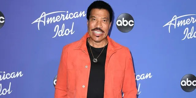"""Lionel Richie attends the premiere event for """"American Idol"""" hosted by ABC at Hollywood Roosevelt Hotel on February 12."""