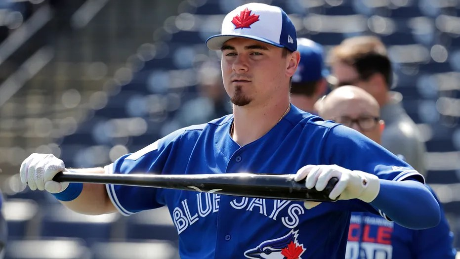 Blue Jays Reese Mcguire Arrested For Indecent Exposure In
