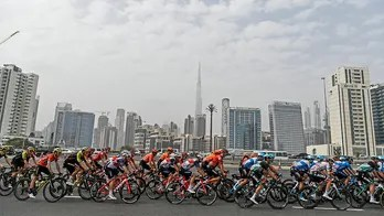 More virus cases linked to UAE Tour as riders face isolation