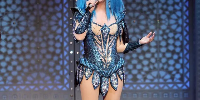 Cher performs at Madison Square Garden on December 04, 2019 in New York City.