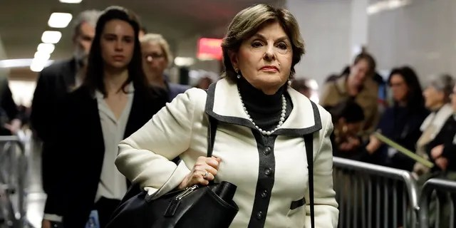 Gloria Allred represents 33 women who accused Bill Cosby of misconduct.
